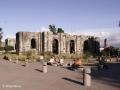 Na twee aardbevingen herinneren alleen nog Las Ruinas aan een kerk aan 1575 in Cartago
