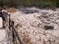 Vulkanische activiteit in Rincón de la Vieja Nationaal Park