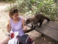 Waar dieren zijn, is Patricia.....of andersom