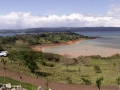 Uitzicht op Laguna de Arenal vanaf Monte Terras B&B in Tronadora