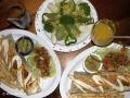 Heerlijk Mexicaans eten in La Fortuna