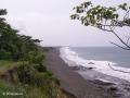 De kust tussen Jacó en Quepos