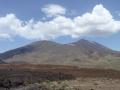 Pico del Teide (3718m) en Pico Viejo (3550m) in vol ornaat