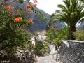 Het bekende, fotogenieke bergdorp Masca