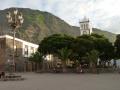 Plaza del la Libertad in het centrum van Garachico