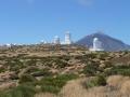 Het grootste zonobservatorium ter wereld staat praktisch naast El Teide (Observatorio del Teide)