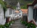 Knus straatje in São Vicente