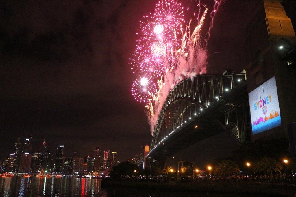 Oud en Nieuw in Sydney meemaken kan van de bucketlist worden gestreept.