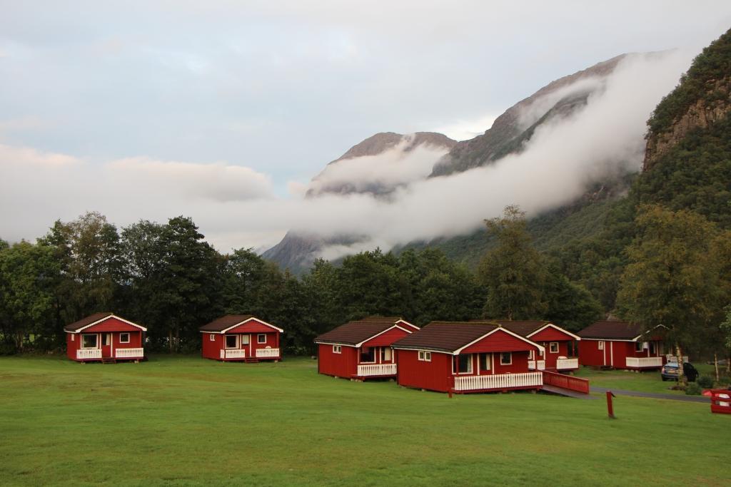 Tau - De camping in Tau is gunstig gelegen voor als je Preikestolen wilt bezoeken