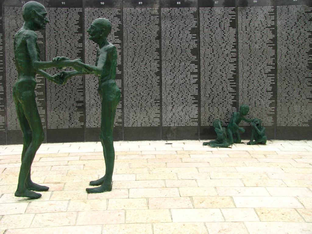 Reistips USA - Het Holocaustmonument bij Miami Beach, een schreeuwende stilte