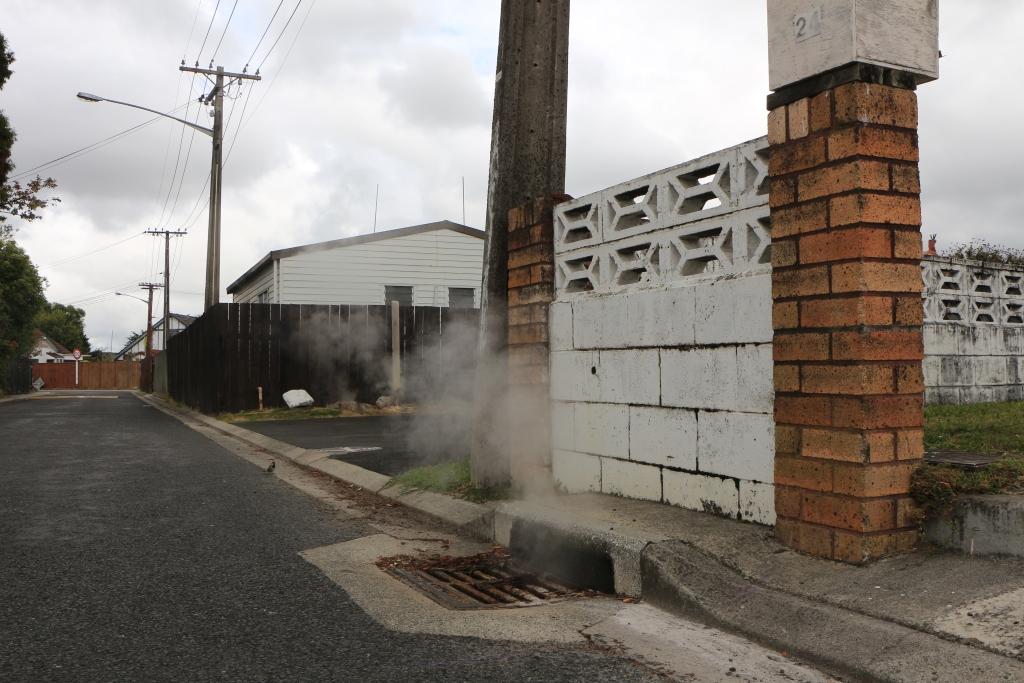 Rotorua - Vulkanische activiteit is hier een normaal verschijnsel