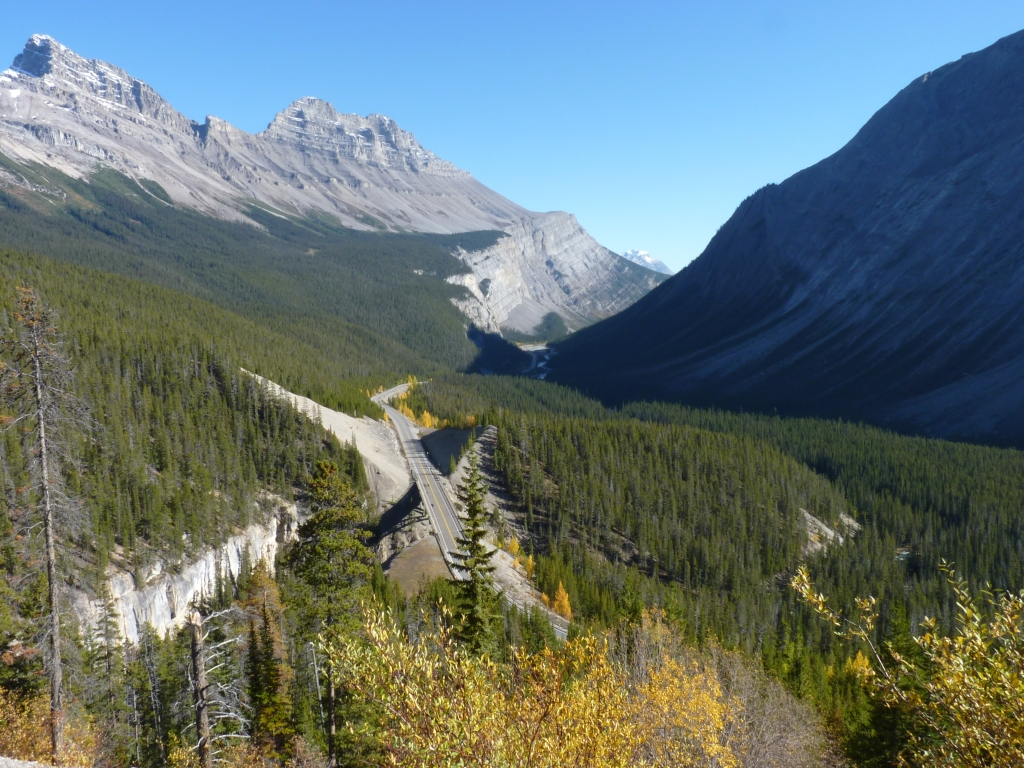 Icefield Parkway - Het mooiste landschap van Canada