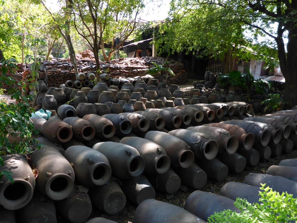 Vigan - Potten en kruiken zijn het handelsmerk van Vigan