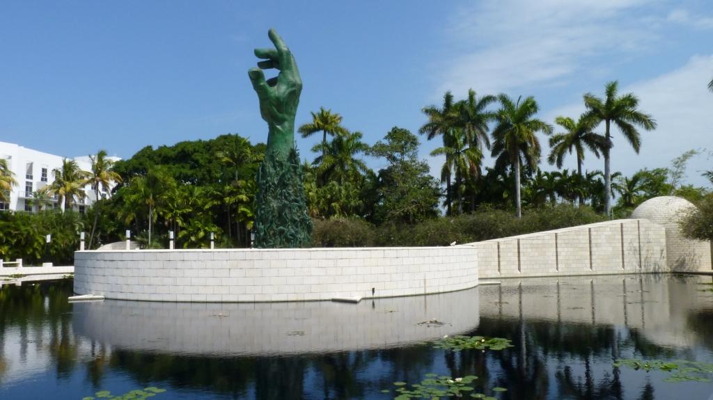 Miami Beach - Het Holocaustmonument, een schreeuwende stilte