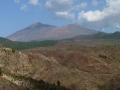 Pico del Teide vanuit het noordwesten gezien