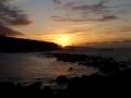 Zonsondergang in Garachico