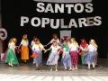 Funchal: folklore tijdens de feestmaand in het stadspark