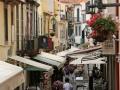Funchal: de drukke maar knusse horecastraat Rua de Santa Maria