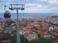 Funchal: met de kabelbaan omhoog naar Monte