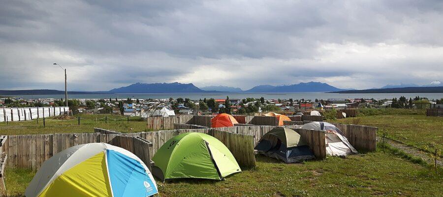 Camping Puerto Natales