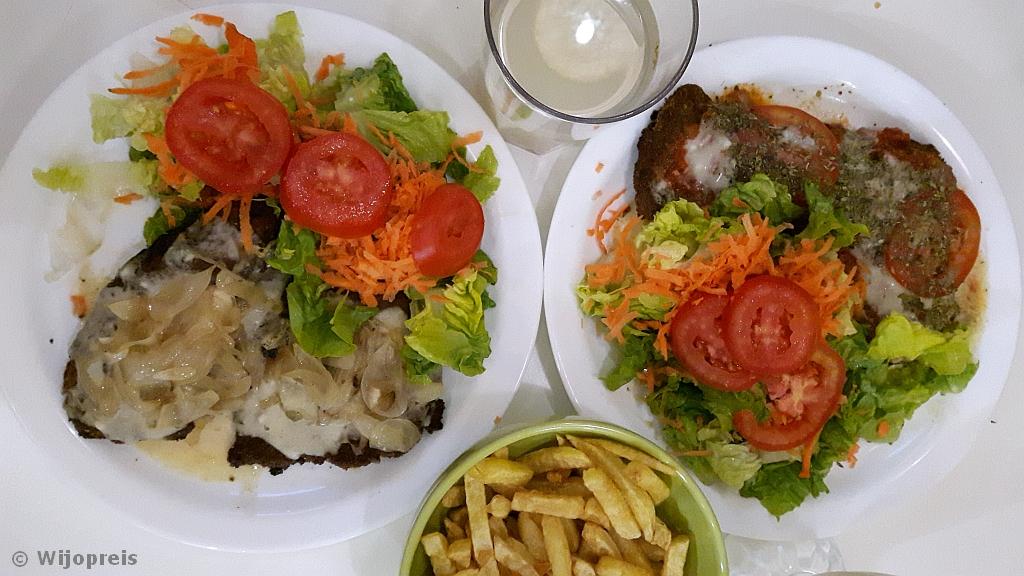 Vegetarisch eten in Buenos Aires